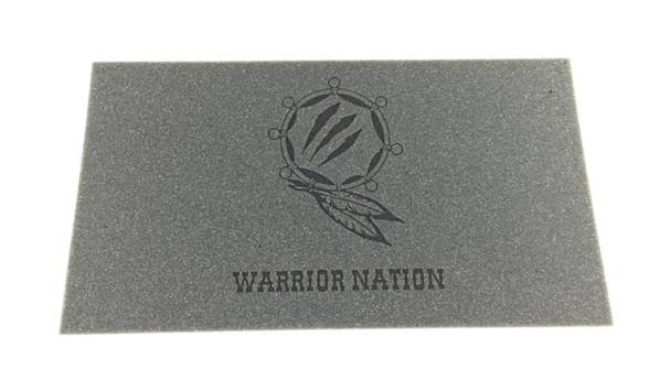 (Topper) Warrior Nation Foam Topper