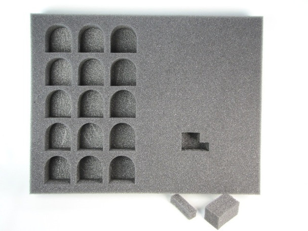 Battle Foam Eco Box Betrayal at Calth 30K Game Load Out (Black)