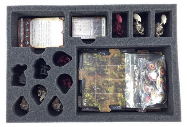 Descent: Journeys in the Dark Lair of the Wyrm Foam Tray for the P.A.C.K. System Bags (BFS-2)