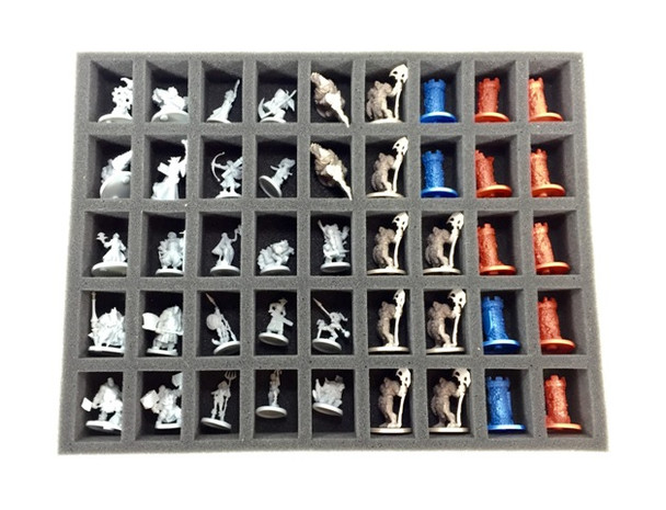 B-Sieged Foam Kit for the P.A.C.K. 720 (BFL)