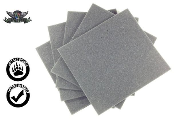 (Topper) 5-Pack Foam Toppers Kit