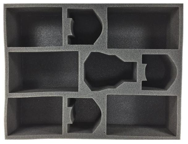 (30K) 3 Vindicator 3 Contemptor Foam Tray (BFL-3.5)