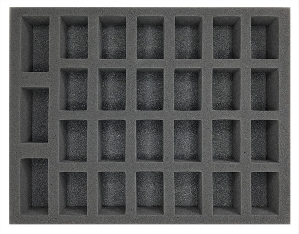 (Thousand Sons) Scarab Occult Terminators Foam Tray (BFL-2)