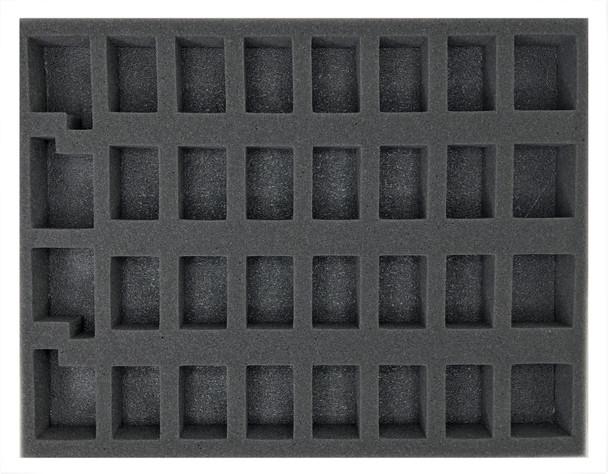 (Thousand Sons) Rubric Marines Troop Foam Tray (BFL-1.5)