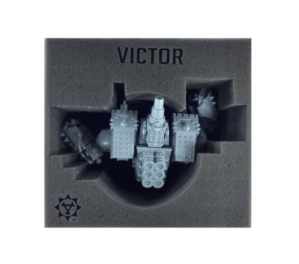 (Khador) Victor Colossal Foam Tray (PP.5-6)