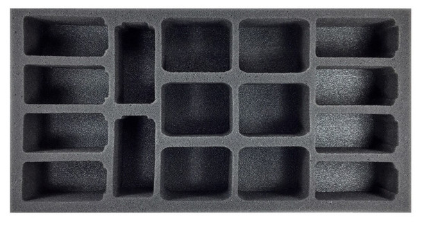 (Team Yankee) Flames of War German AA Foam Tray (BFM-2)