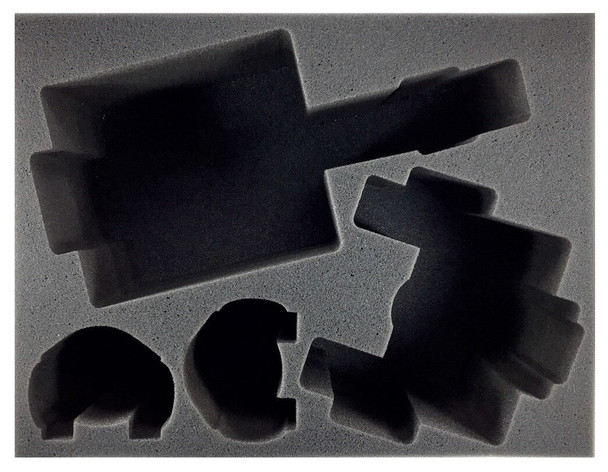 (30K) Mechanicum Ordinatus Ulator/Sagittar Unconnected Foam Tray (BFL-6)