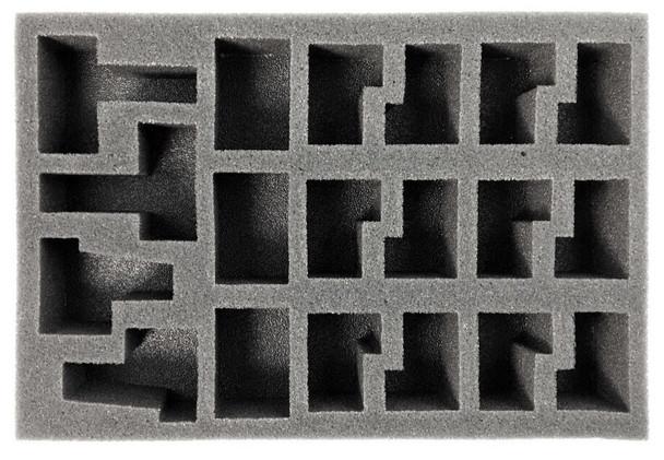 Dark Eldar Specialty Troop Foam Tray (BFS-1.5)