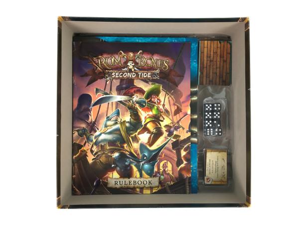Rum & Bones Second Tide Game Foam Tray Kit