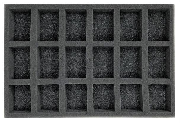 Small Large Model Troop Foam Tray (BFS-1.5)
