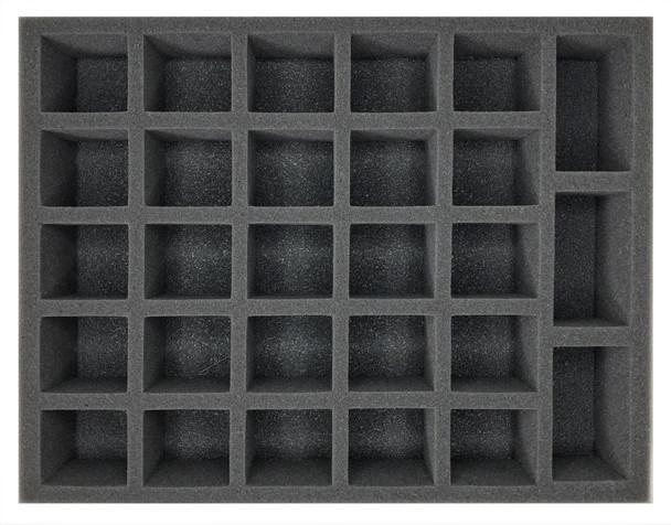 (Gen) 25 Large 3 X-Large Troop Foam Tray (BFL)