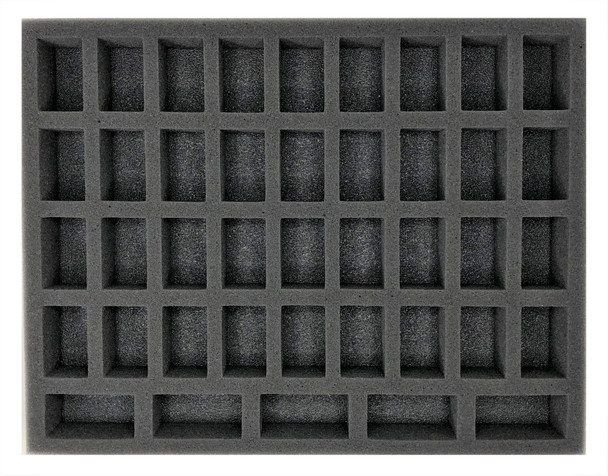 (Gen) 36 Medium 5 Tall Troop  Foam Tray (BFL-1.5)