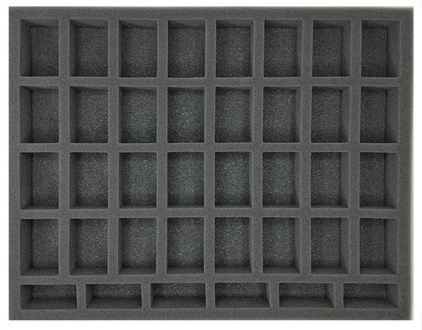 (Gen) 32 Medium 6 Tall Troop Foam Tray (BFL-1.5)