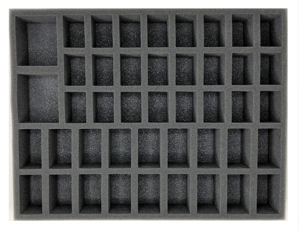 (Gen) 24 Medium 18 Large 2 X-Large Troop Foam Tray (BFL-2)