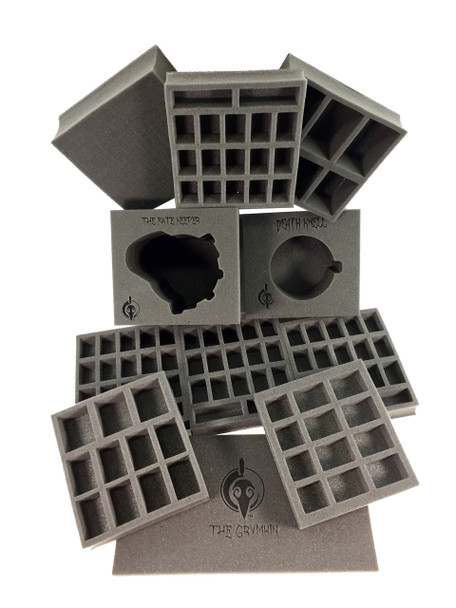 (Hordes) Grymkin Half Tray Kit for the Hordes Bag (PP.5)