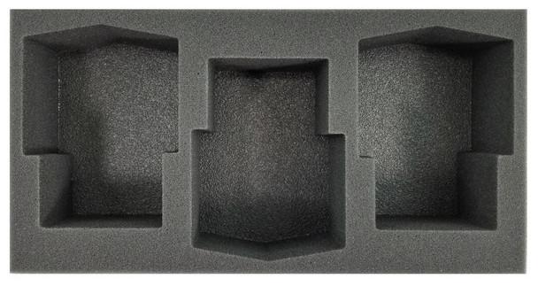 (Death Guard) 3 Plagueburst Crawler Foam Tray (BFM-3)