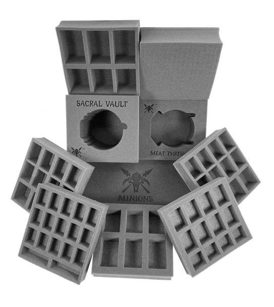 (Hordes) Minions Half Tray Kit for the Hordes Bag (PP.5)