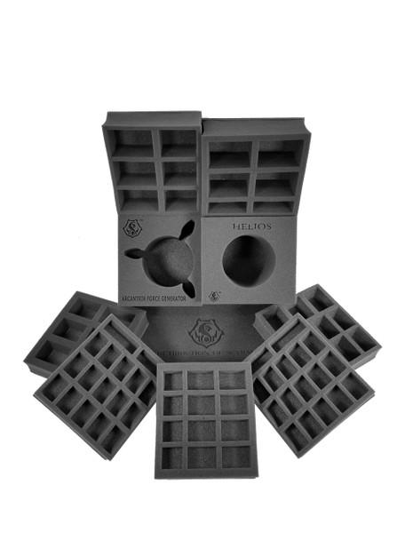 (Warmachine) Retribution of Scyrah Half Tray Kit for the Warmachine Bag (PP.5)