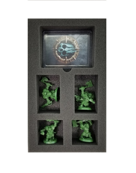 Shadespire Wave 1 Army Kit for the P.A.C.K. C4 2.0 (BFB.5)