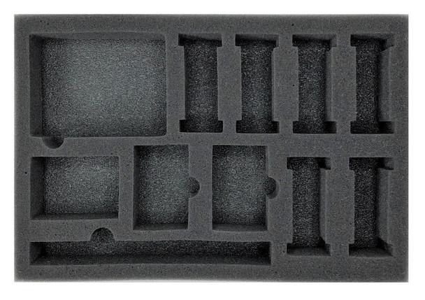 Star Wars Legion Barricades and Accessories Foam Tray (BFS-1.5)