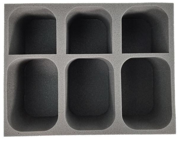(Tau) 3 Ghostkeel 3 Riptide Foam Tray (BFL-5.5)