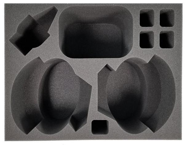 (Tau) 2 Stormsurge 1 Broadside 1 Riptide Foam Tray (BFL-7)