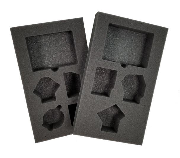 (2 Pack) Warhammer Underworlds Foam Tray Kit (BFB.5)