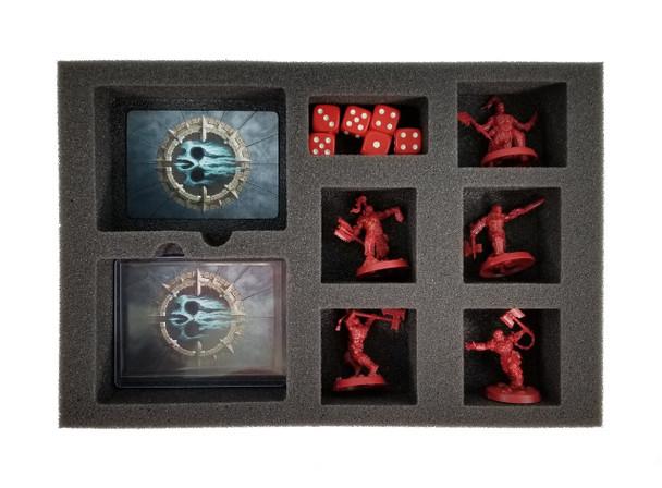 Warhammer Underworlds: Shadespire Foam Kit for the P.A.C.K. 352 (BFS)