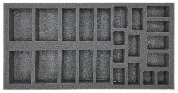 (US) Flames of War US 3rd Infantry Division Support Foam Tray (BFM-1.5)