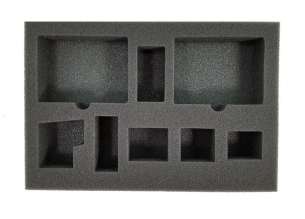 Battle Foam Eco Box Warhammer Underworlds Load Out (Black)