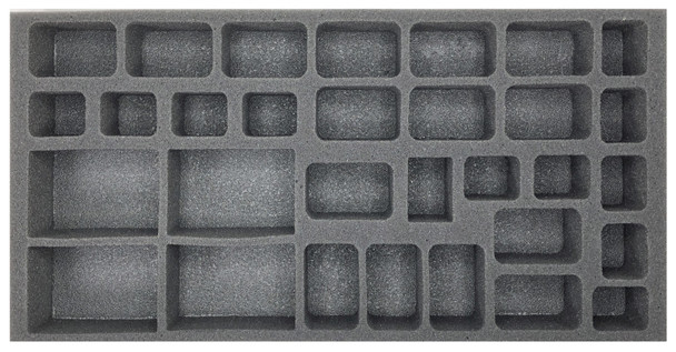 (US) Flames of War US First Special Service Force Foam Tray (BFM-1.5)