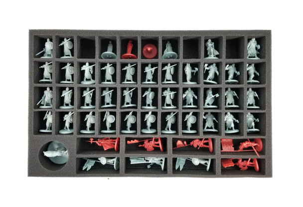 A Song of Ice & Fire Starter Set Foam Kit for Game Box