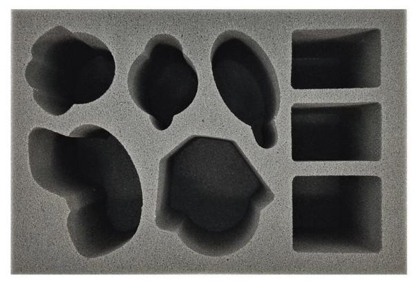 Age of Sigmar Nighthaunts Eternal Spells Foam Tray (BFS-4.5)