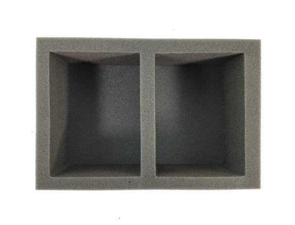 Double POP Foam Tray (BFS-3.5)