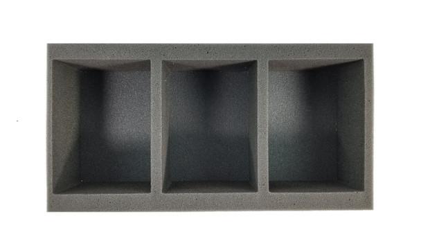 Triple POP Foam Tray (BFM-3.5)
