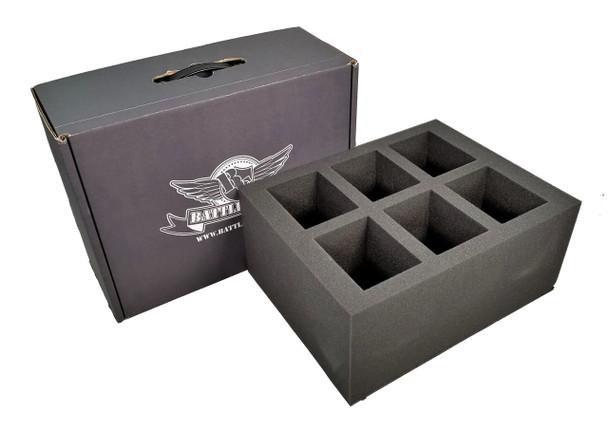 Battle Foam Eco Box 6 POP Load Out (Black)
