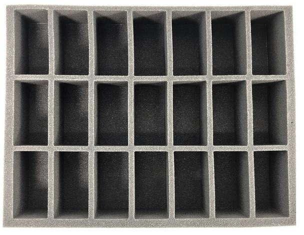 (Gen) 21 Generic Tall Model Foam Tray (BFL)