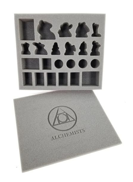 Guild Ball Alchemists Foam Kit (BFB)