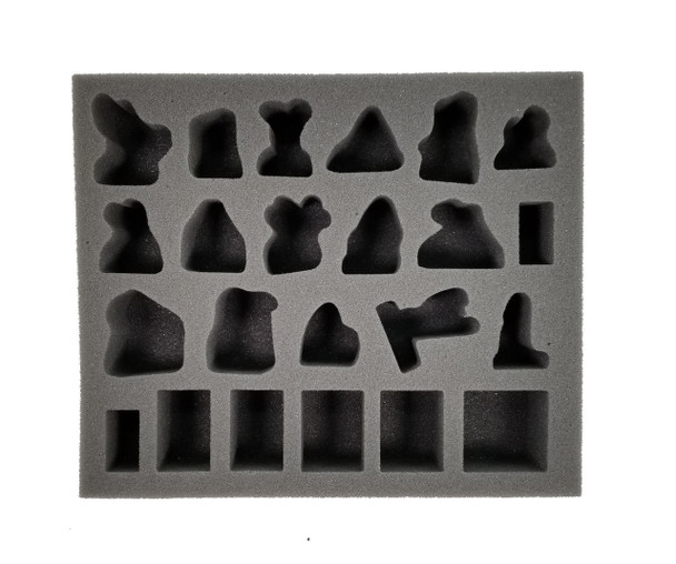 Guild Ball Morticians Troop Foam Tray (BFB-2)