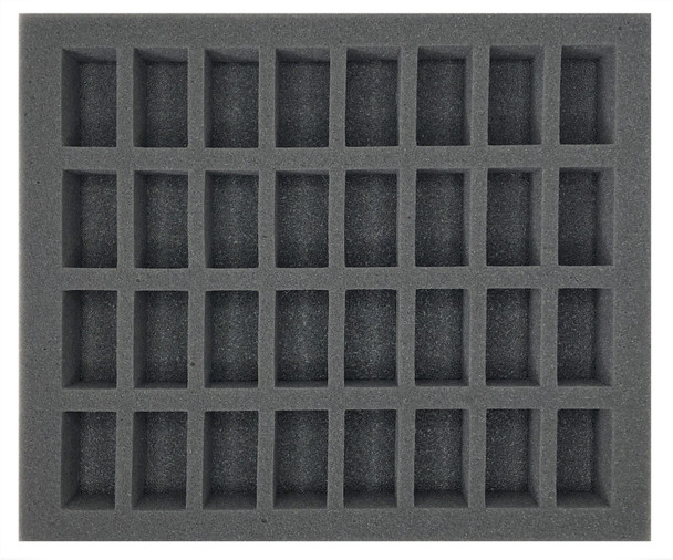 Battle Foam Blitz Tall Model Troop Foam Tray (BFB)