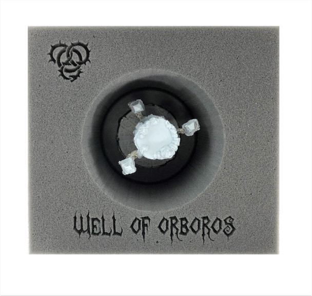 (Circle) Well of Orboros Foam Tray (PP.5-5)