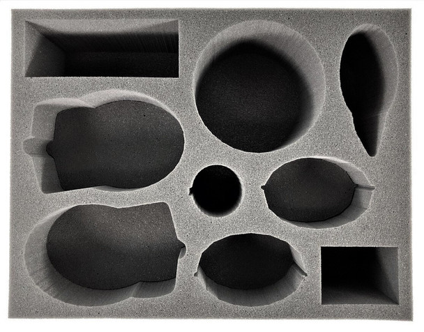 Age of Sigmar Soul Wars Forbidden Power Foam Tray (BFL-5)