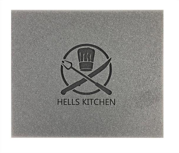 (Topper) Guild Ball Hells Kitchen Foam Topper (BFB)