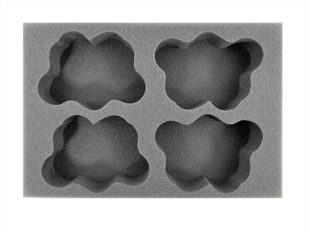 (40K) Apocalypse 32mm Movement Tray Foam Tray (BFS-1.5)