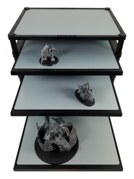 Magna Rack Sliders Large Kit for the P.A.C.K. 720