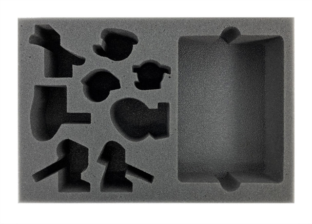 Warcry Cypher Lords Foam Tray (BFS-2)