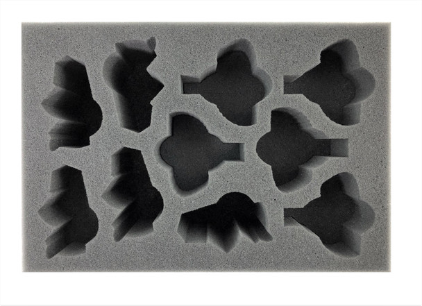 Warcry Chaotic Beasts Foam Tray (BFS-3.5)