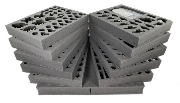 Zombicide Invader Full Kickstarter Foam Kit (BFL)