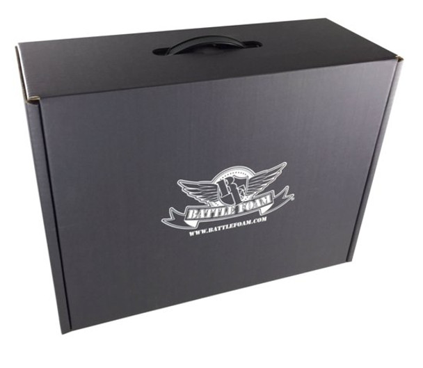Battle Foam Eco Box Warcry Warband Load Out (Black)