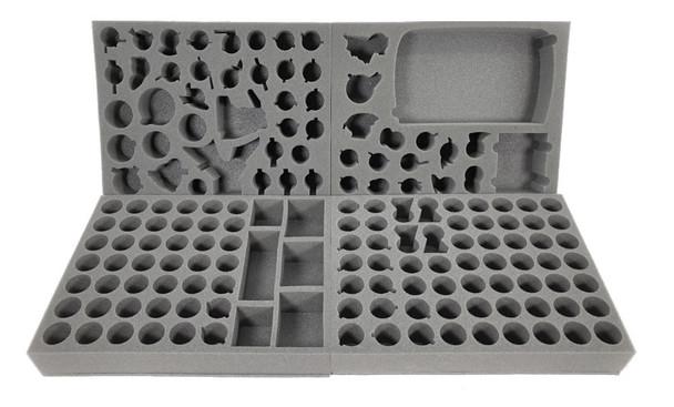 Batman: Gotham City Chronicles Base Game Foam Kit for the P.A.C.K. 720 (BFL)